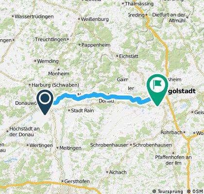 34_Von Donauwörth nach Ingolstadt