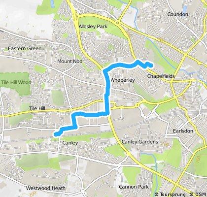 Prince of Wales Road - Torrington Avenue 203