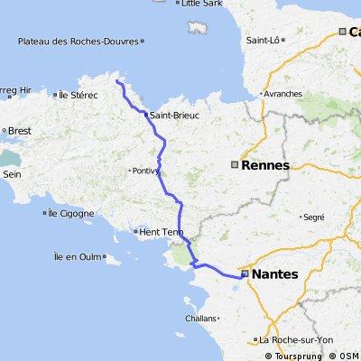 ''Les 3 Ponts'' - Nantes - Lézardrieux - 7 & 8 Sept. 15