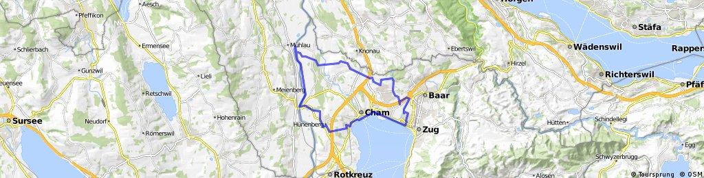Zug excursion