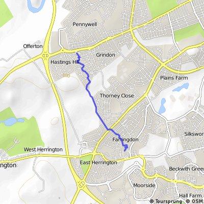 Godfrey Road - Avonmouth Road