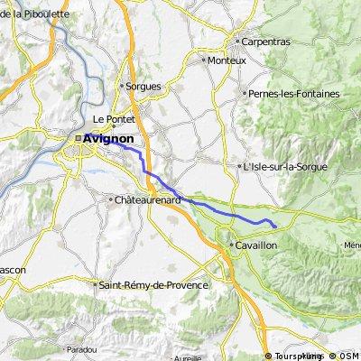 Robion-Avignon