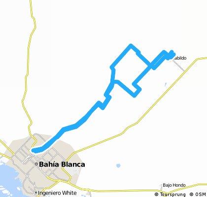 Bahía Blanca - Cabildo x Cochrane