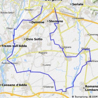 Giro Castelli BG