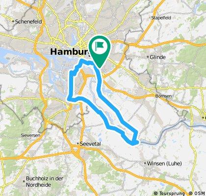 Marschenbahn_Harburg_Veddel_Horn