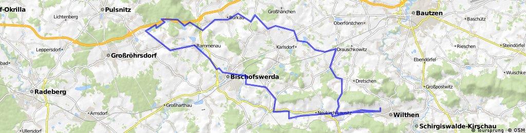Wilthen-Buschmühe Ohorn-Wilthen