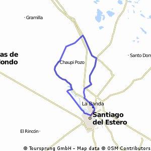 Santiago-Antaje-Aurora-Huyamampa-Media Flor-Chaupi-Los Quiroga