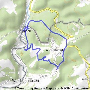 Rundwanderweg um Stupach