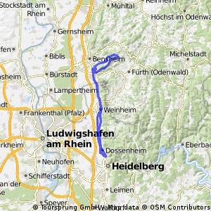 Krehberg Tour