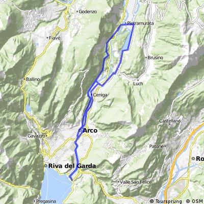 AAA1 Torbole  Lago di Cavendine - Pietramurata