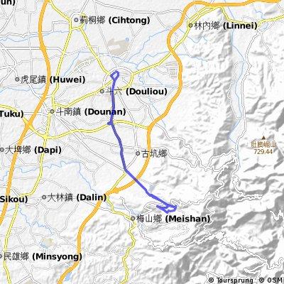 斗六-華山(加碼龜仔頭華南夜景)