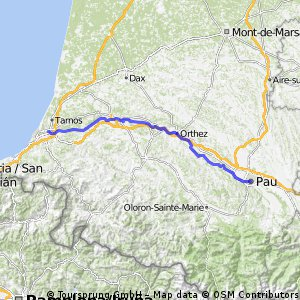 Pau - Bayonne