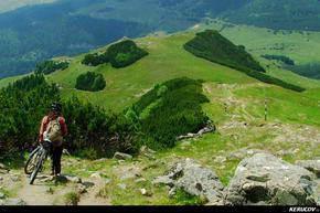Muntii Bucegi: Platoul Bucegi - Babele - Bolboci - Dichiu - Sinaia