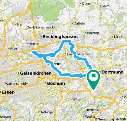 Barop - Hoheward - Henrichenburg u.z.r.