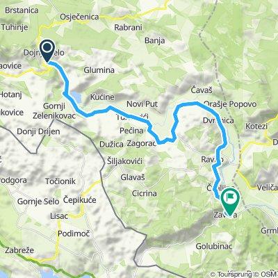 Biciklijada Hutovo selo/Vjetrenica