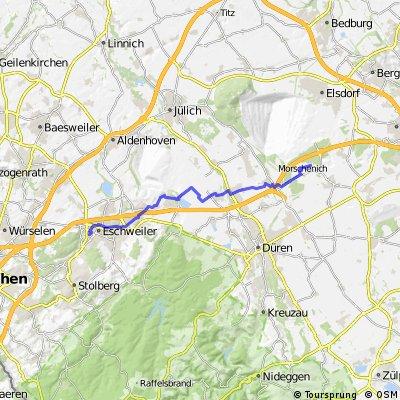 Eschweiler - Tagebau Hambach