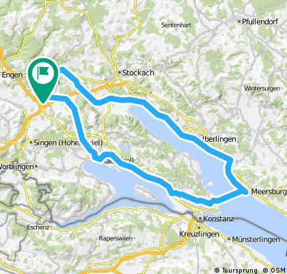 1/2- Tagestour an den Bodensee
