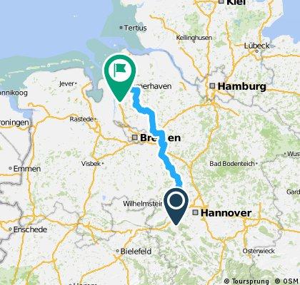 Wunstorf (Hannover) - Langen (Var. Uwe)