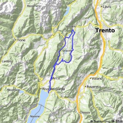 AAA2 Torbole  Lago di Cavendine - Pietramurata