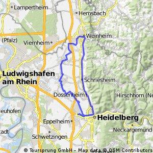 HDWiebl-46,3-Wehrsteg-HDZ-Handschuhs-Dossenh-Schriesh-Hirschb-Hohensachs-Weinh-Heddesh-Ladenb-HDUni-HDWiebl