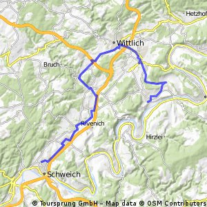TÜV Nord Bildung Radreise 2016 Tag3