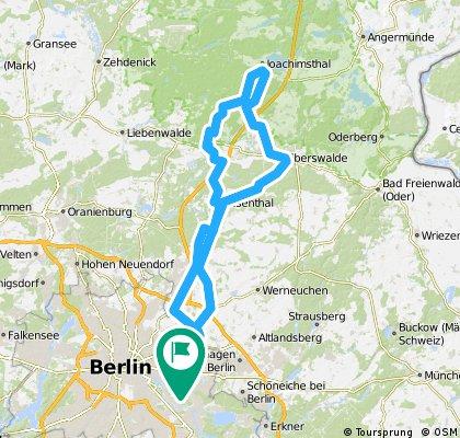Berlin - Werbelinsee -Berlin