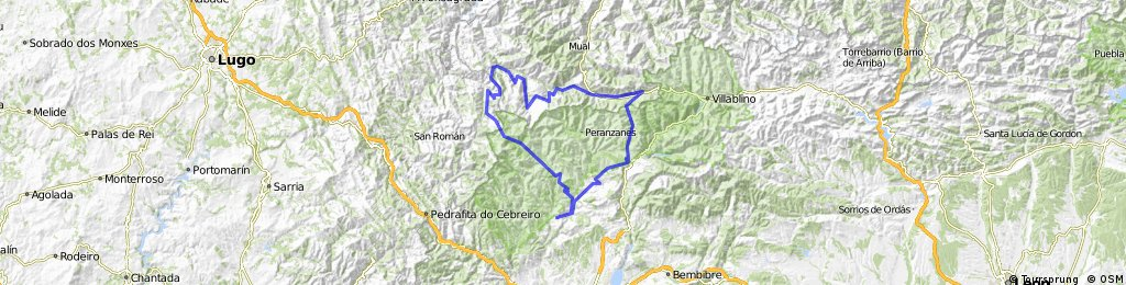 Leon all Borders - Stage 8 (Pelliceira - Robledo de Rao)