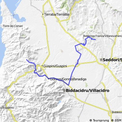 Sardinia C2C day 2