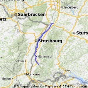 Team WEISSER RING on Tour 2015_7.Etappe_Karlsruhe-Freiburg