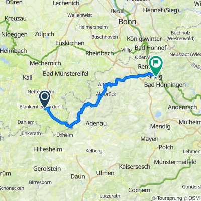 🚴♀️E*Bike🇩🇪  15.09.17.  3 Tag AHR-Radweg