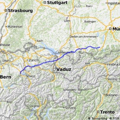 Murnau - Luzern