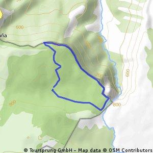 Monte Santiago-Miradores Orduña