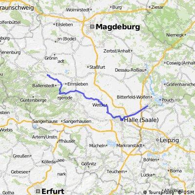 Quedlinburg ==> Roitzsch