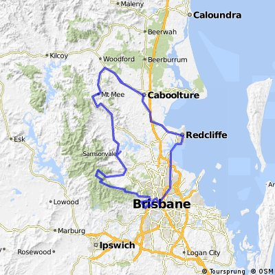 BRISBANE GP CLASSIC CYCLING