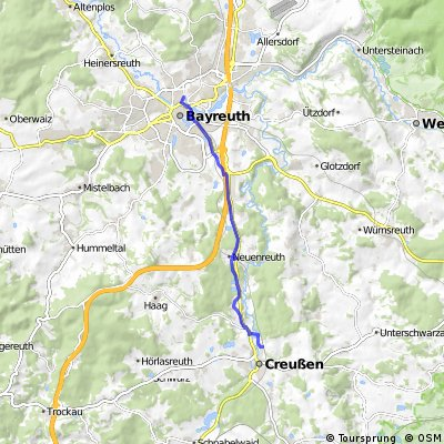 Bayreuth - Creußen 1