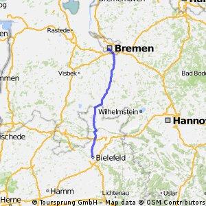 Tour 2015_2.Etappe_Bremen-Bielefeld