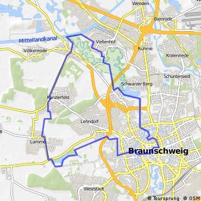 Kleine Braunschweig Runde NW