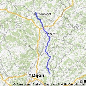 5-Chaumont - Langres - Saint-Saveur