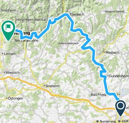 Neckartour 1