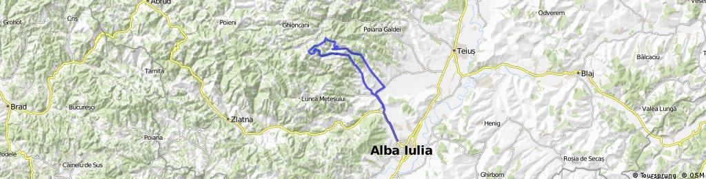 Valea Telnei-Valea Bucerzii