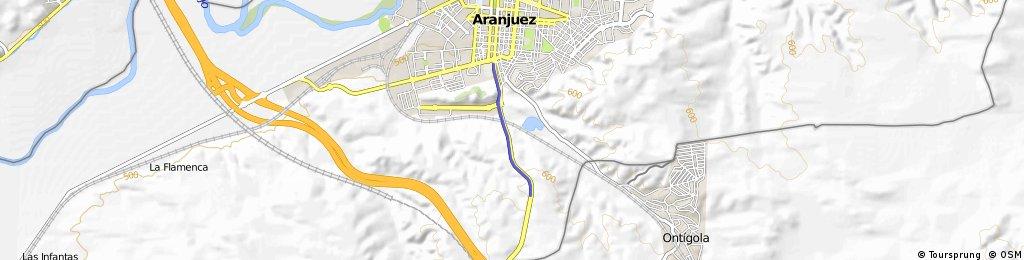 EL MONTECILLO, por Aranjuez