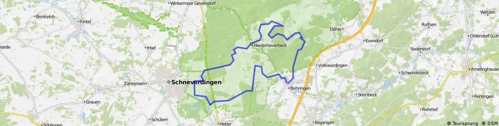 Heide 41km Tour 2