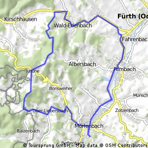 Steigkopf Tour