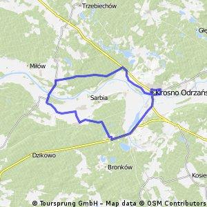 Brzozka-Krosno-Brzozka
