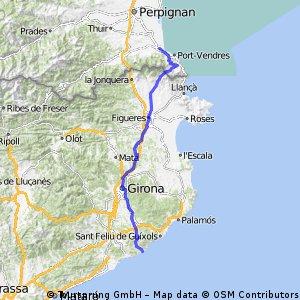 Argeles-Sur-Mer - Tossa-de-Mar