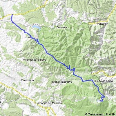 Ruta Neila-Demanda-Atapuerca-Burgos 1
