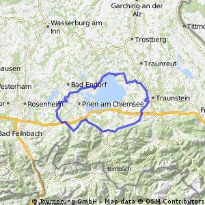 Große Chiemseerunde