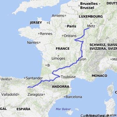 Route SdC