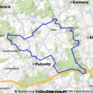 "MTB 1130Hm ""Pulsnitzer Alpen"""