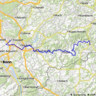 KEV Wanderheim von Rosbach (Sieg)